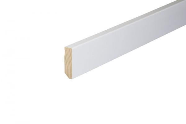Topline Nadelholz RAL 9010 - weiß lackiert
