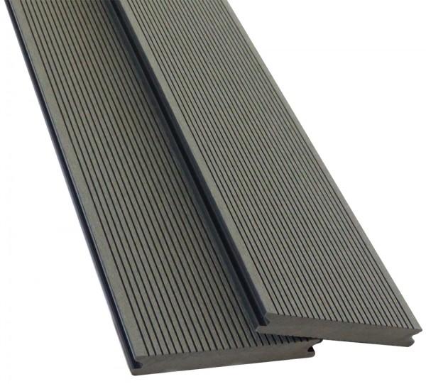 Terrassendiele BPC/WPC Expert Silver Cedar