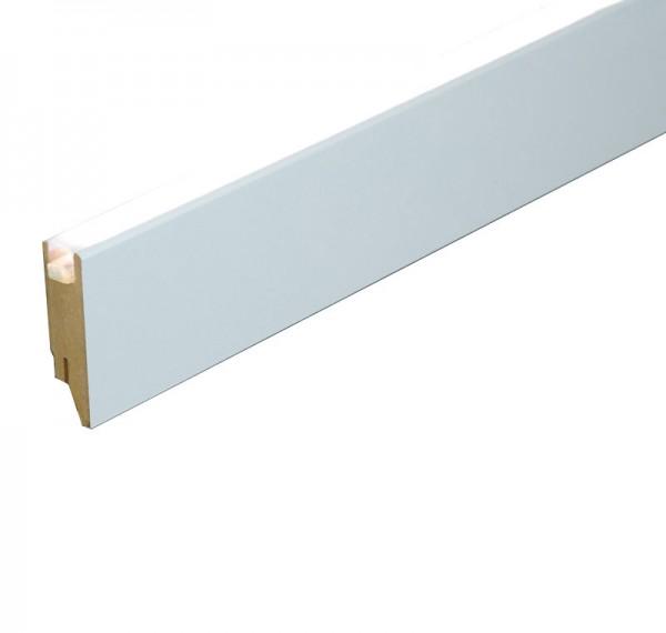 LED Leiste mit Diffuser - Grundierfolie weiß