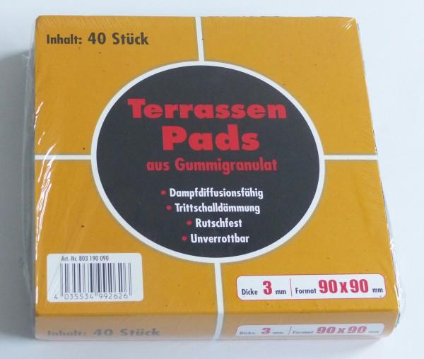 Terrassenpads 3mm