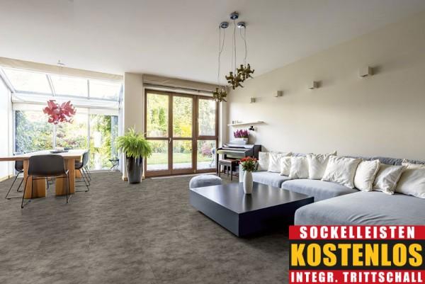 Massivvinyl XXL Münster | Fliesenoptik