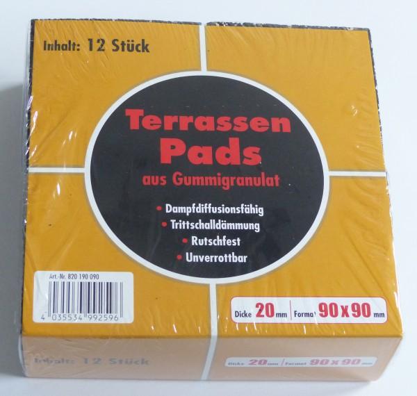 Terrassenpads 20mm