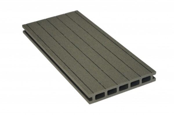 Terrassendiele BPC/WPC Intro Silver Cedar