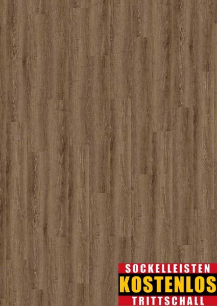 Natura l Quality Line l Retro Oak Brown 7012DRY l 1 Stab-LHD